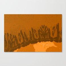 Rare Earth - Soil Canvas Print
