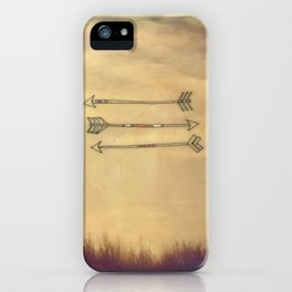 Wispy Way iPhone Case