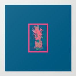 Pineapple Express //Alternate One Canvas Print