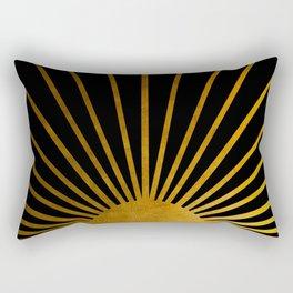Magical Sunlight Rectangular Pillow