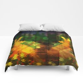 Eclectic Spring Fever Comforters