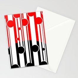 Maori kowhaiwhai pattern Stationery Cards