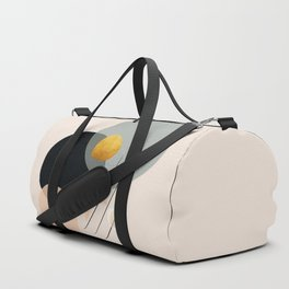 Modern minimal forms 24 Duffle Bag
