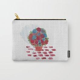 Flowerpot Carry-All Pouch