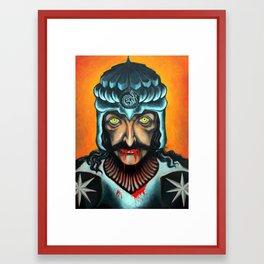 The Impaler Framed Art Print