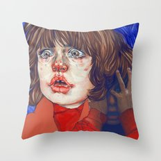 shining danny Throw Pillow