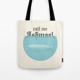 Ishmael Tote Bag