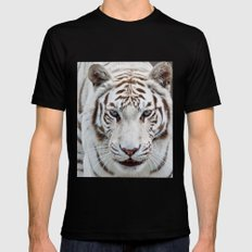TIGER TIGER LARGE Black Mens Fitted Tee