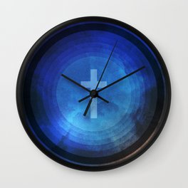 Thanks Be To God Wall Clock