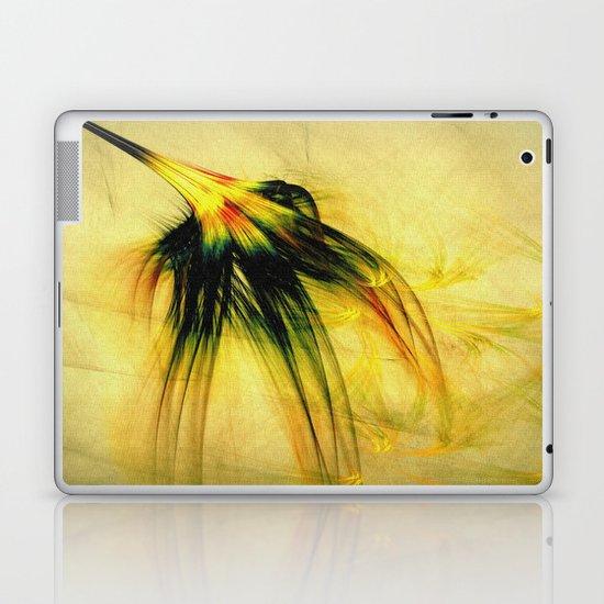 Flower in the Wind 2 Laptop & iPad Skin