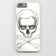 Everybody Dies - House MD Skull Crossbones iPhone 6s Slim Case