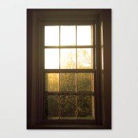 frames Canvas Prints featuring Frames by kirstenariel