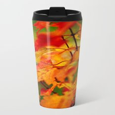 Tumble Down Fire Metal Travel Mug
