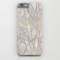 Shattered Concrete Slim Case iPhone 6s