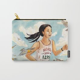 Toshiko D'Elia Carry-All Pouch
