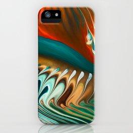Minor Earth iPhone Case