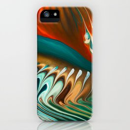 Minor Earth iPhone Case