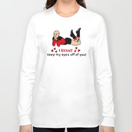 Sexy Picard Long Sleeve T-shirt