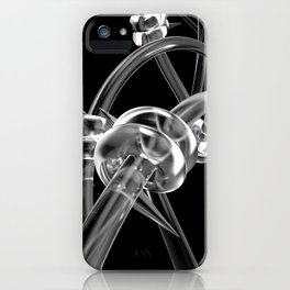 Glass Pain 01  iPhone Case