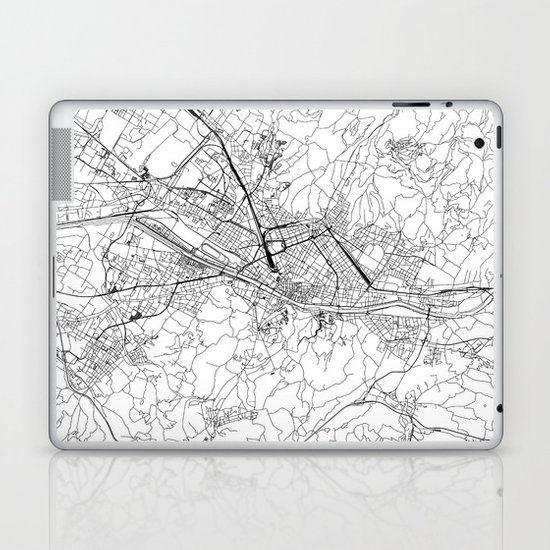 Florence White Map by multiplicity