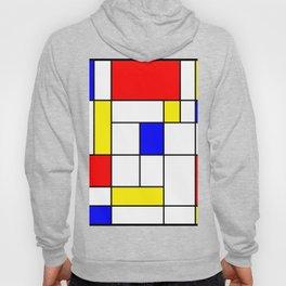 Mondrian #62 Hoody