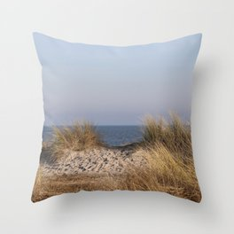 Wild Landscapes at the coast 8 Throw Pillow