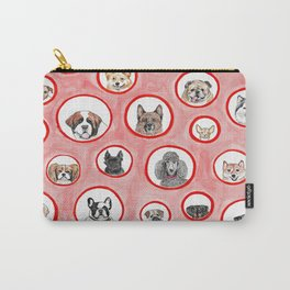 The Dog Show Carry-All Pouch