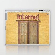 Internet Laptop & iPad Skin