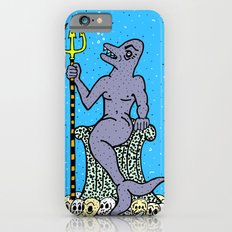 DOLPHIN KING.  (Death Without Porpoise). Slim Case iPhone 6s