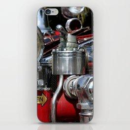 Old Fire Truck iPhone Skin
