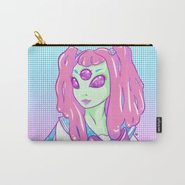 Galactic Schoolgirl Carry-All Pouch