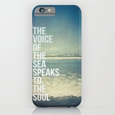 The Voice Of The Sea Slim Case iPhone 6s