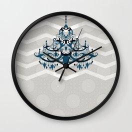 Living at home Wall Clock