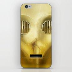 C-3PO iPhone & iPod Skin