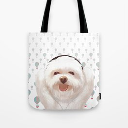 Let's Music Tote Bag