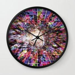 Cosmic Destructor Wall Clock