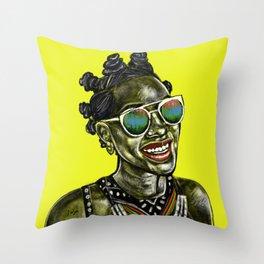 Jarosha Throw Pillow