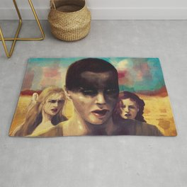 Mad Max Girls Rug