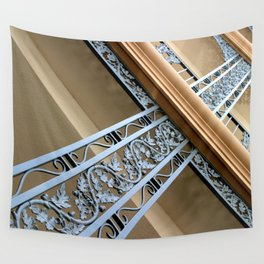 Metal Design Wall Tapestry