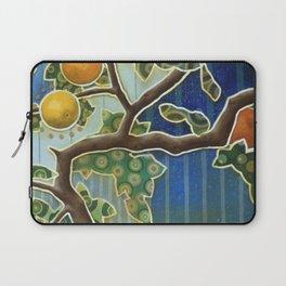 orange tree Laptop Sleeve