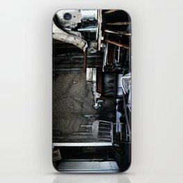 Faccia a faccia (Face to face) iPhone Skin