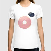 eat T-shirts featuring Eat Me by Nan Lawson