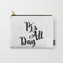 Pj's all day Carry-All Pouch