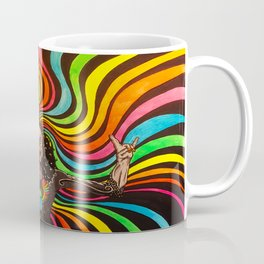 Like a Rainbow in the Dark Coffee Mug