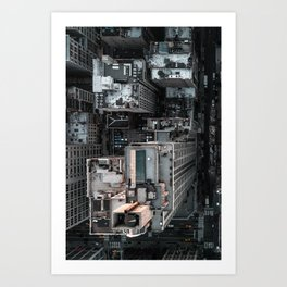 No Drone Art Print
