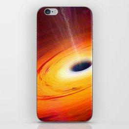 SPACE TT iPhone Skin