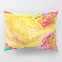 Phoenix Fire Pillow Sham