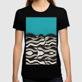 Large Art, Mid Century Modern, Scandinavian Print, Mid Century Print, 24x36 Print, Abstract Wall Art T-shirt