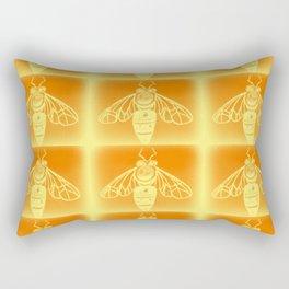 Bee Hive Rectangular Pillow
