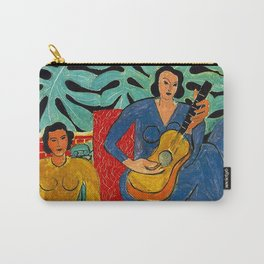 Good Girls by Henri Matisse  Carry-All Pouch
